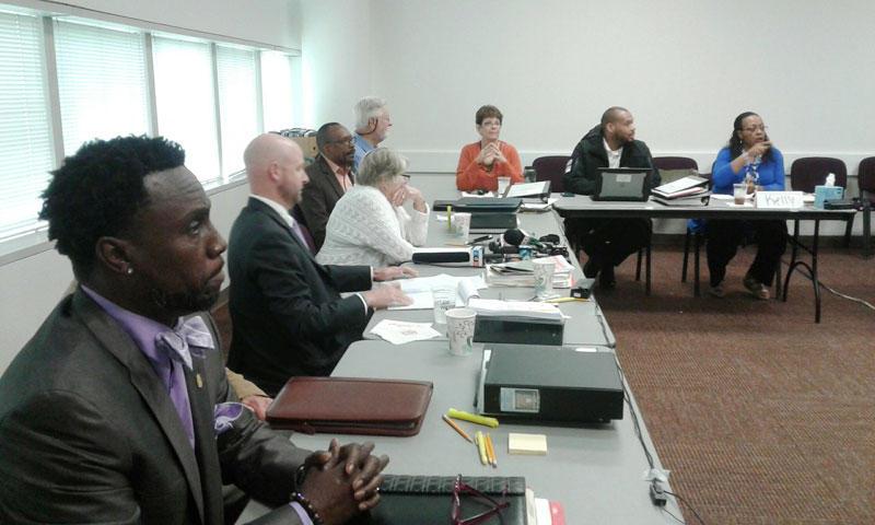 The Citizens Review Board returned a split vote Thursday.