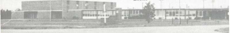 Winnsboro High School, the former all-white school where only a handful of blacks attended after segregation.