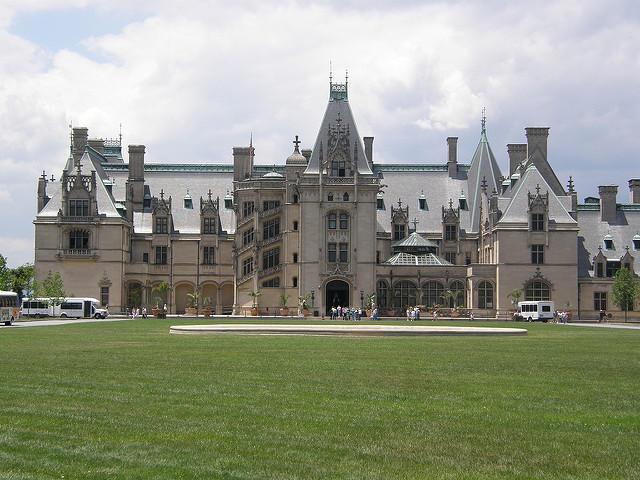 Charlotte Talks: U0027The Last Castleu0027 The Story Behind The Biltmore House    WFAE
