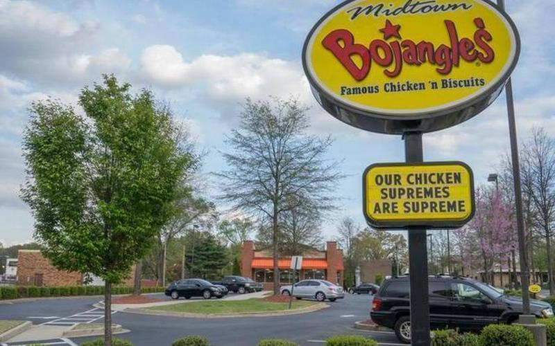 Bojangles opened its first location in 1977. It now has about 750 locations nationwide.