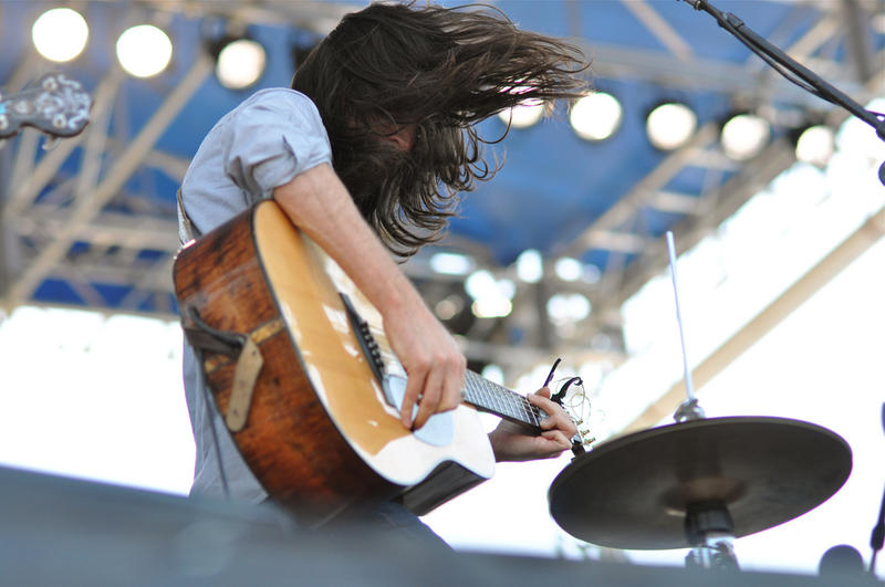The Avett Brothers are one of North Carolina's musical pride and joy's.