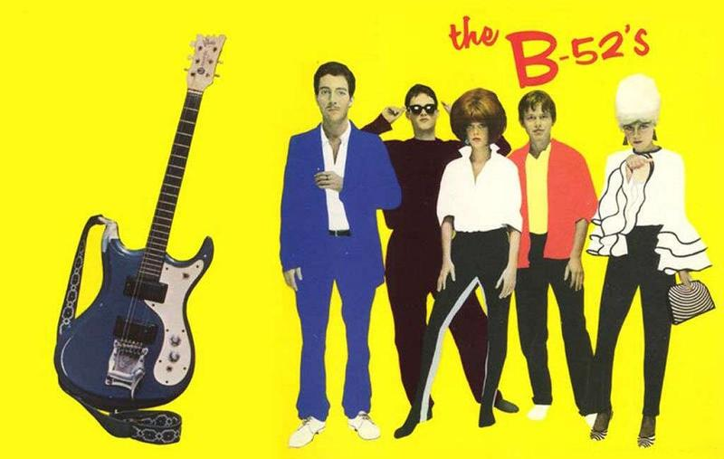 New wave band The B-52s formed in Athens, Georgia, around the time of John T. Edge and Tommy Tomlinson's UGA days.