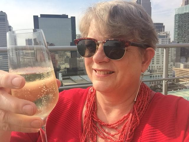 Kathleen Purvis is a staple on the Charlotte food scene.