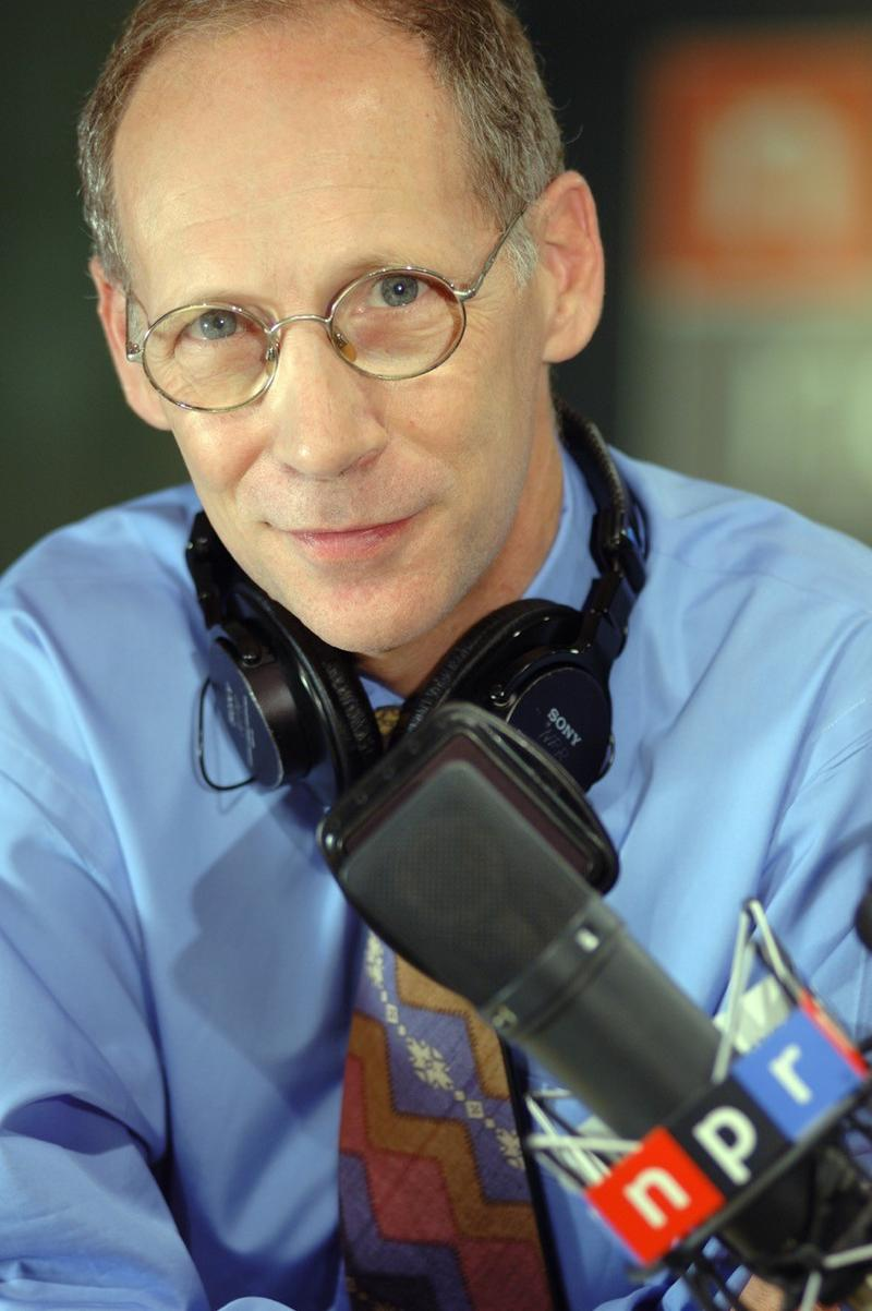 Paul Brown worked for NPR from 1999 to 2013.