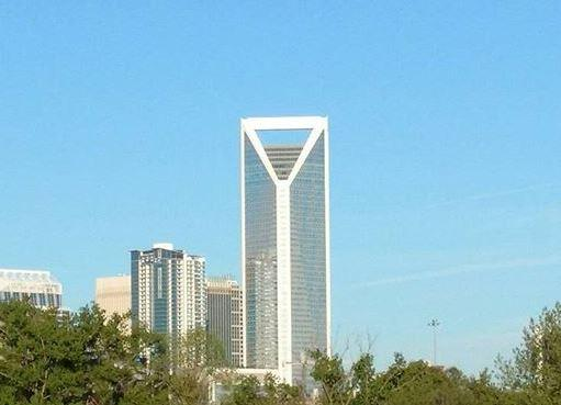 Duke Energy headquarters in Charlotte.