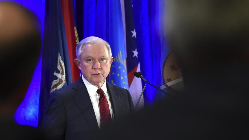 """Attorney General Jeff Sessions has been trying to eliminate what he's called """"rampant fraud and abuse"""" in asylum applications to cut into a massive backlog of immigration cases."""