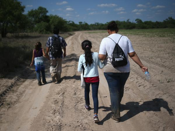 Many women and children arriving from Central America are claiming they're eligible for asylum because they've been the victims of gangs or domestic violence in their home countries.