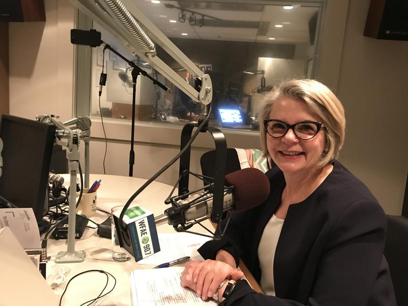 UNC President Margaret Spellings joined Charlotte Talks Monday, March 19, 2018.