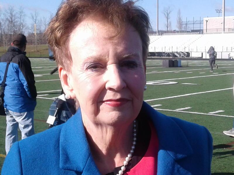 Mecklenburg County Commissioner Pat Cotham