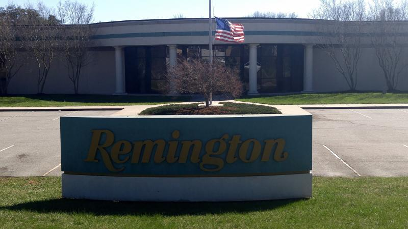 Remington's corporate headquarters in Madison, North Carolina.