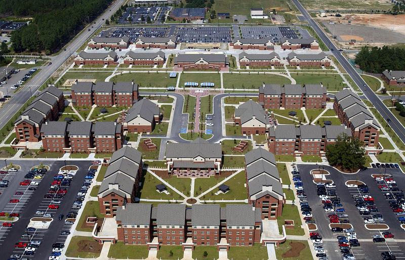 Fort Bragg, North Carolina, USA.