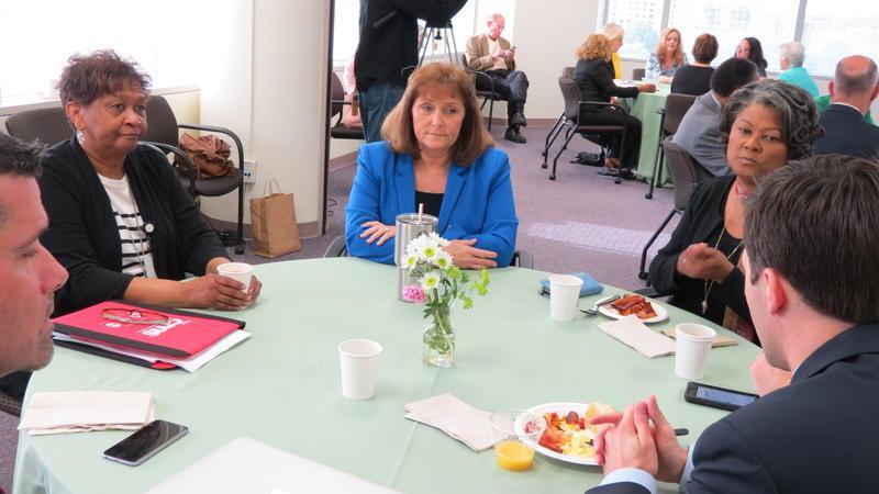CMS Legislative Breakfast