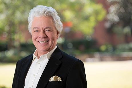 Charlotte Symphony Music Director Christopher Warren-Green