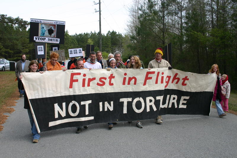 The North Carolina Stop Torture Now advocacy group.