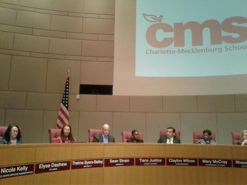 CMS board members express opposition to legislation that would allow Matthews and Mint Hill to create charter schools