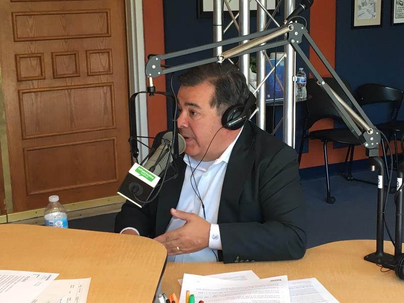 Charlotte-Mecklenburg Schools Superintendent Clayton Wilcox on Charlotte Talks with Mike Collins.