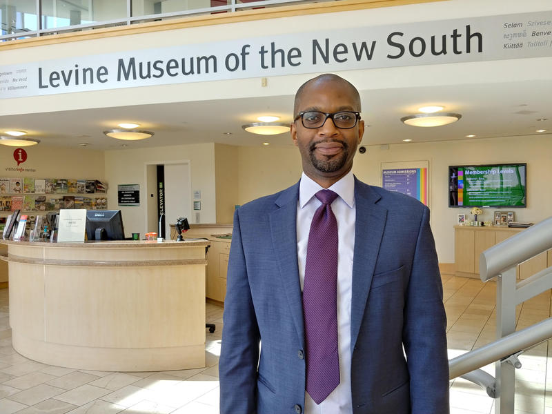 Dr. Willie Griffin has been named the new staff historian at the Levine Museum of the New South.