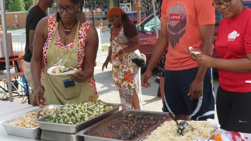 Free Juneteenth feast at the Rosa Parks Farmer's Market