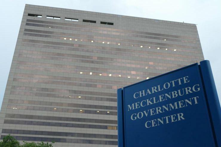 Charlotte Mecklenburg Government Center