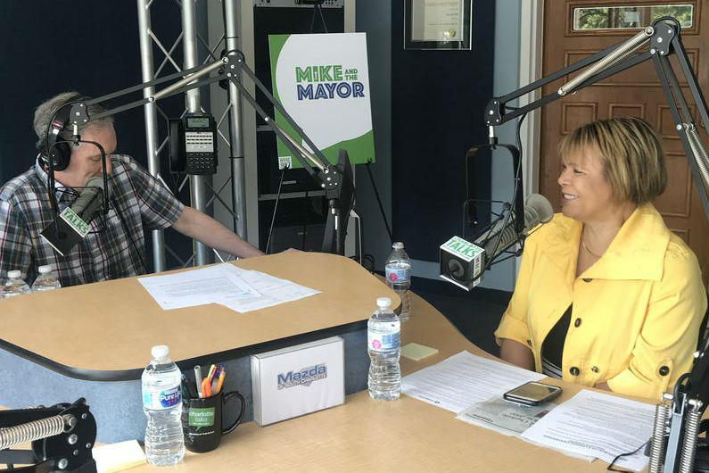 Charlotte Mayor Vi Lyles joins Charlotte Talks with Mike Collins to discuss the bid for the 2020 Republican National Convention.