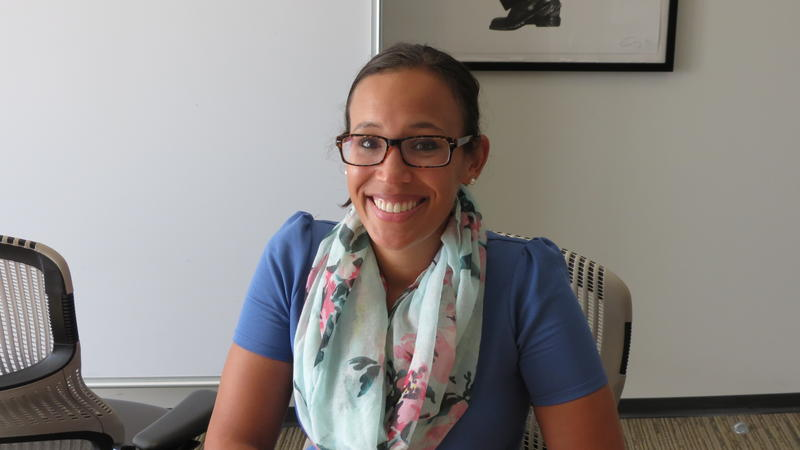 Ashley Clark co-authored the 2018 homelessness report by the UNC Charlotte Urban Institute.