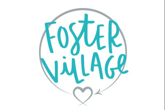 Foster Village Charlotte's logo.