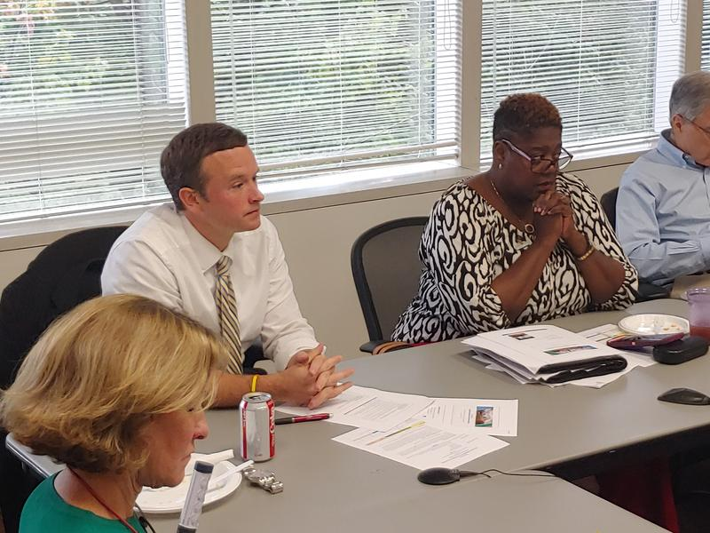 The Charlotte City Council's Housing and Neighborhood Development Commitee discussed changes to the city's Housing Locational Policy Wednesday.