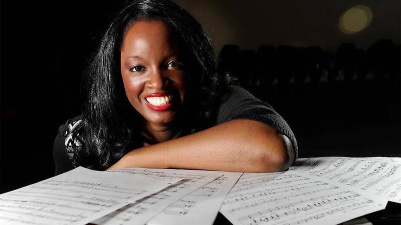 "Nkieru Okoye composed ""Charlotte Mecklenburg"" for the Charlotte Symphony."