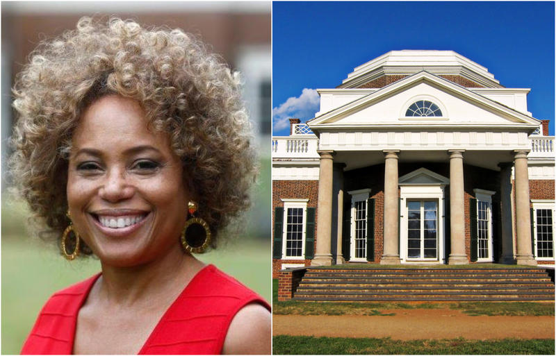 Gayle Jessup White works at Thomas Jefferson's home Monticello. She talks with WFAE's Tommy Tomlinson about her relation to Jefferson and his slave, Sally Hemings.