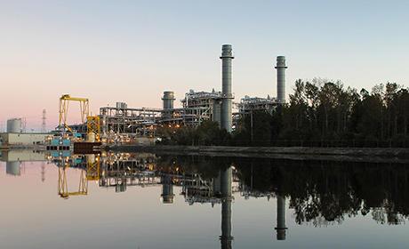 Duke Energy's Sutton Plant