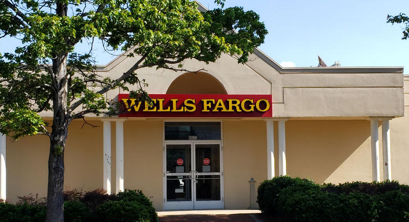 Wells Fargo said Thursday it will cut 5 to 10 percent of its workforce over the next three years.