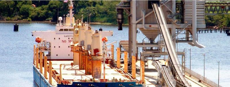 Enviva ships pellets from East Coast ports to customers, many of them in Europe.