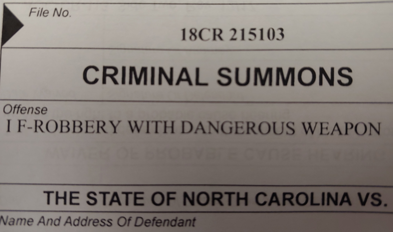 Mecklenburg magistrates have been issuing more criminal summons instead of arrest warrants, even for violent crimes.