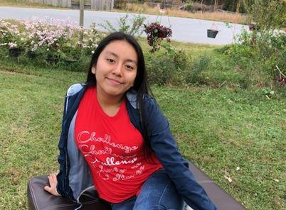 """The family of Hania Aguilar has received a new home from Time Out Communities in order to have a """"new start."""""""