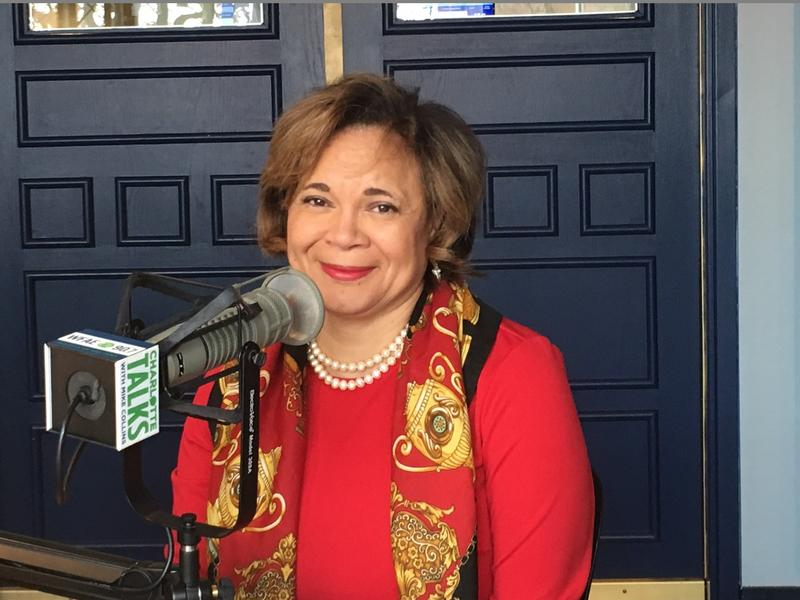 Charlotte Mayor Vi Lyles joined Charlotte Talks with Mike Collins Thursday, Dec. 13.