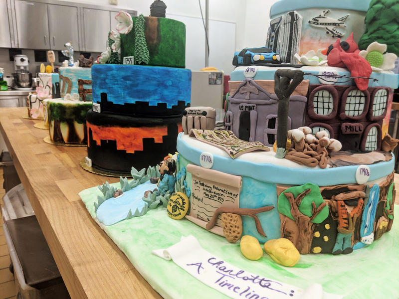 Charlotte's Big Birthday Means An Uptown Party And A Whole Lot Of Cake