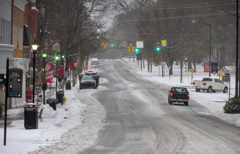 Winter Storm Update: CMS And Other Districts Announce Closures, Statewide Power Outages