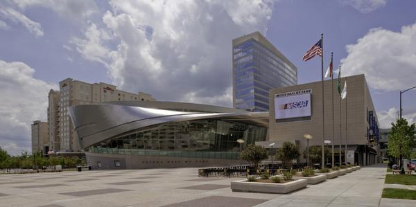 The NASCAR Hall of Fame opened to the public in May 2010. It is owned by the City of Charlotte and operated by the CRVA.