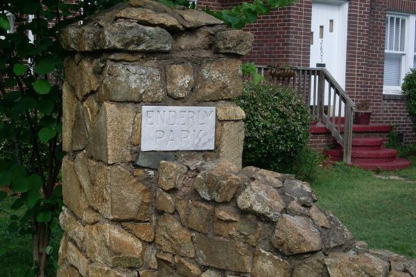 Enderly Park is an historic neighborhood in West Charlotte where police broke up a family-run drug business this week.