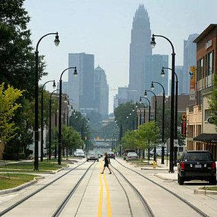 Tonight, City Manager Ron Carlee will propose a new funding plan to extend the streetcar already underway in Uptown Charlotte.