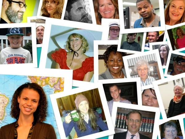 More than 50 people participated in WFAE's Charlotte Accent Project. Listen to the podcast episode about the project below.