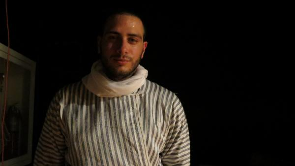 Awj Al-Nabali is a Palestinian from Jordan who now lives in Houston, Texas while he gets his MBA from Texas A&M. He has been performing dabke with the group since he was two years old.