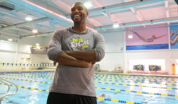 This weekend's inauguaral Cullen Jones Diversity Invitational has attracted 500 of the fastest swimmers (ages 8-18) in the Southeast. The three-day event will be held at the Mecklenburg County Aquatics Center in Charlotte.