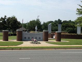Korean War Memorial in Mint Hill was dedicated this month.