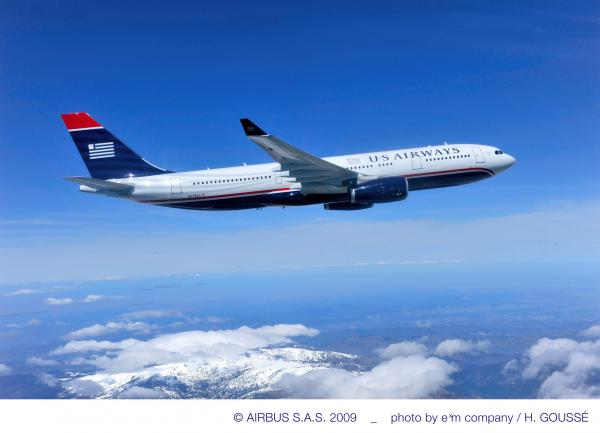 Portable electronic devices can now be used throughout flights on US Airways.