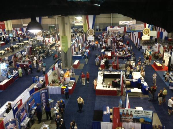 American Legion national convention in uptown Charlotte