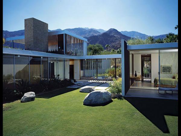 Mid century modern architecture wfae for Mid century modern home designs