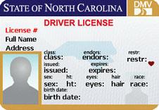 nc class a drivers license
