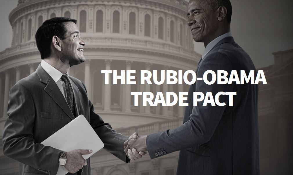 South Carolina Gov. Nikki Haley Endorsing Marco Rubio