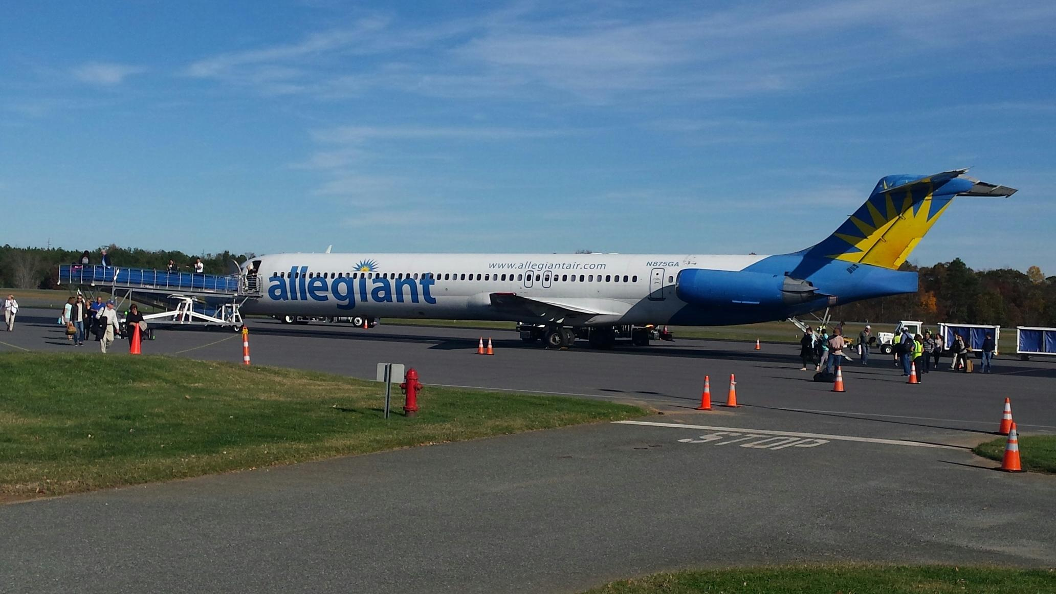 Allegiant Adding New Orleans Flights From Concord As